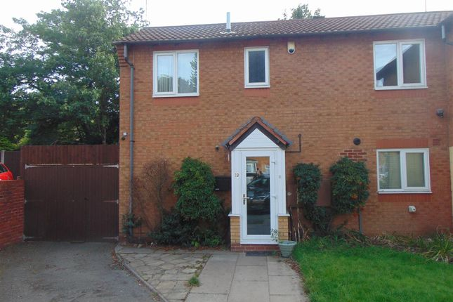 Thumbnail Semi-detached house to rent in Armada Close, Erdington, Birmingham