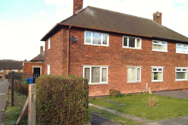 Thumbnail Semi-detached house to rent in Birley Spa Lane, Sheffield