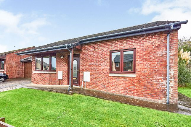 Thumbnail Bungalow for sale in Seacroft Drive, St. Bees, Cumbria
