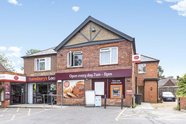 Thumbnail Flat to rent in Guildford Road, Bisley