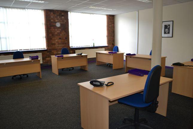 Office to let in Upper Villiers Street, Wolverhampton