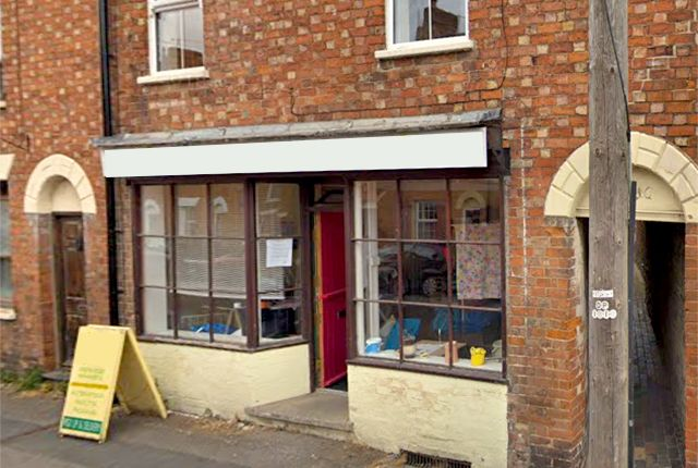 Thumbnail Retail premises for sale in 5 Chance Street, Tewkesbury