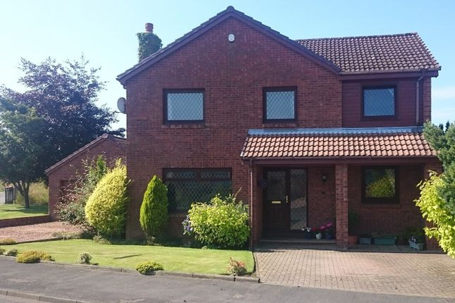 Thumbnail Detached house for sale in Glen Moriston Drive, Dunfermline