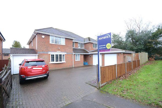 6 bed detached house for sale in Long Lane, Tilehurst, Reading