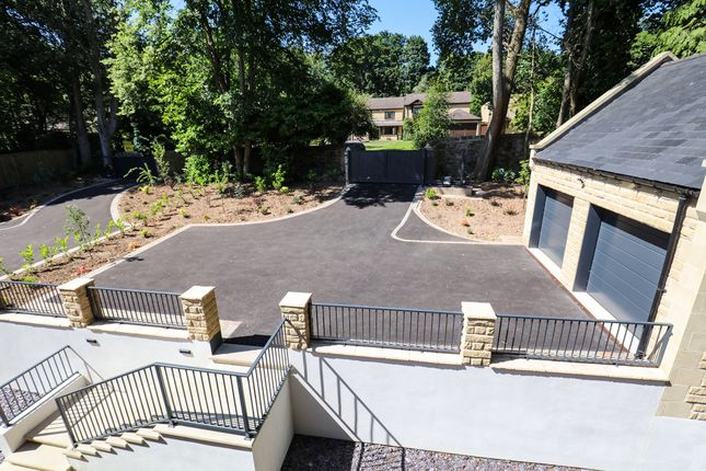 Driveway of The Coach House, Belgrave Road, Ranmoor S10