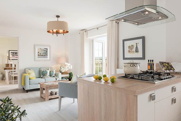 "Thumbnail Detached house for sale in ""The Elliot"" at Kirk Brae, Cults, Aberdeen"