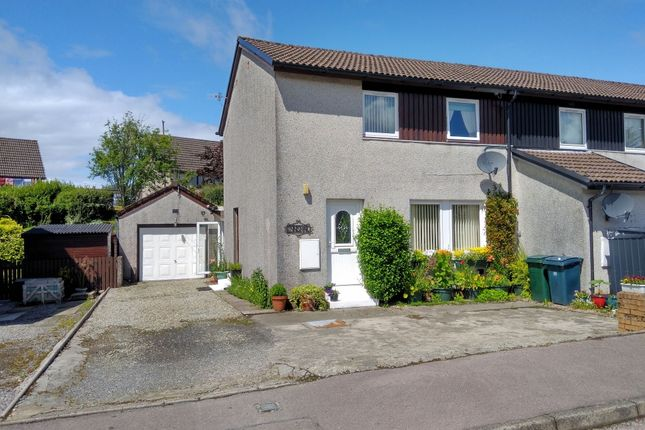 Thumbnail End terrace house for sale in Innishail Pulpit Road, Oban