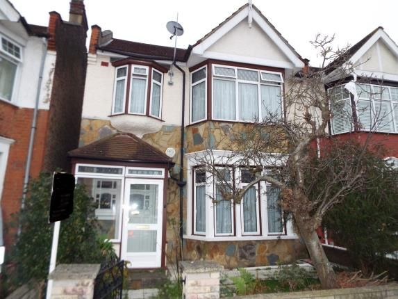 Thumbnail End terrace house for sale in Cowley Road, Cranbrook, Ilford