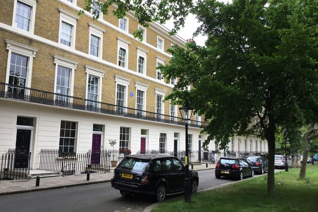 Thumbnail Terraced house for sale in Regents Park Terrace, London
