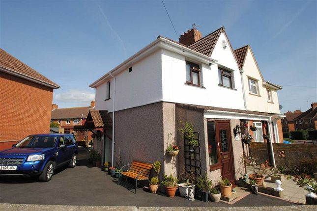 3 bed semi-detached house for sale in Ashburton Road, Southmead, Bristol