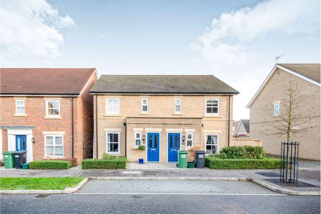 2 bedroom semi-detached house for sale in Avington Way, Hook