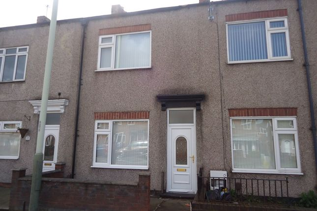 Thumbnail Terraced house to rent in Yarm Road, Darlington