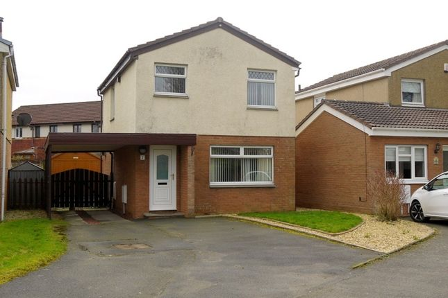 Thumbnail Detached house for sale in Cangillan Court, Prestwick