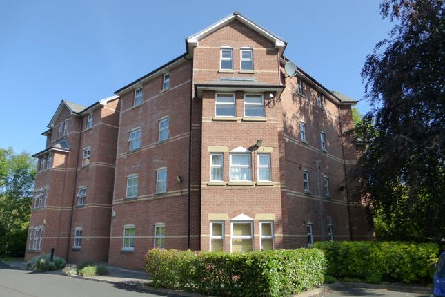 Thumbnail Flat to rent in Parkside, 193 Hart Road, Rusholme