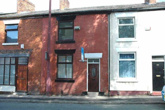 Thumbnail Terraced house to rent in Fairfield Road, Droylsden, Manchester