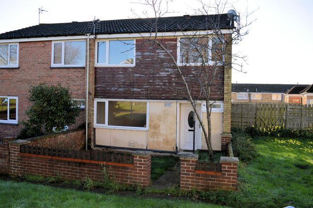 Thumbnail Semi-detached house for sale in Shiregreen, King's Lynn