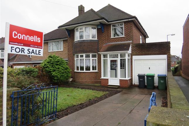 Thumbnail Detached house for sale in Hydes Road, Wednesbury