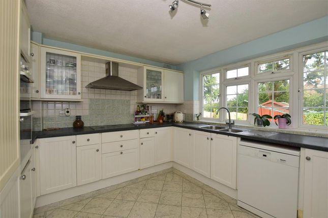 Thumbnail Detached house for sale in Ferns Close, South Croydon, Surrey