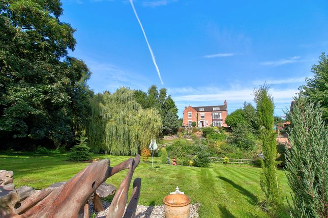 Thumbnail Detached house for sale in Rosehill, Market Drayton