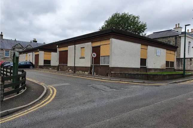 Thumbnail Commercial property for sale in Development Opportunity, Former Medical Centre, Davidson's Lane, Thurso, Highland