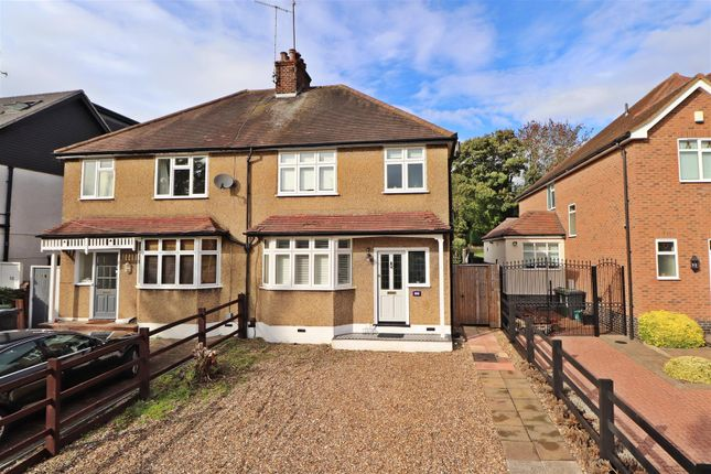 Semi-detached house for sale in Batchwood Drive, St.Albans