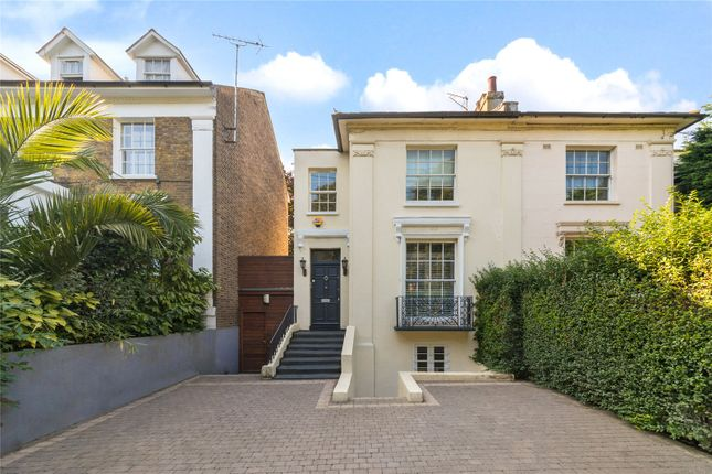 4 bed semi-detached house for sale in Kentish Town Road, London NW1