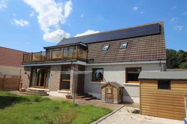 Thumbnail Detached house for sale in Station Crescent, Fortrose