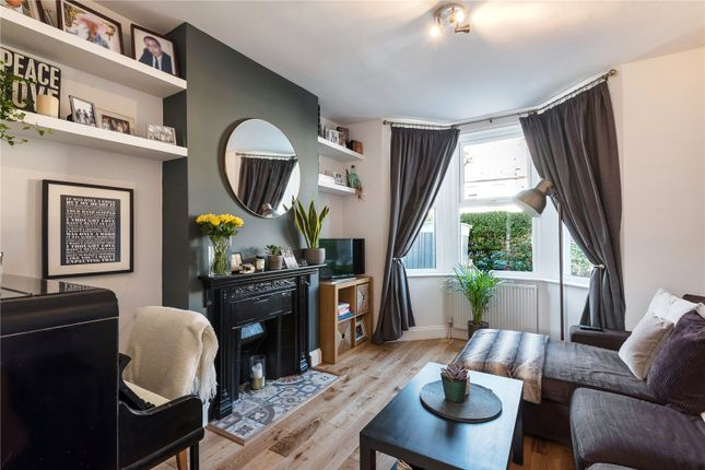 Thumbnail End terrace house for sale in Woodlands Park Road, Harringay, London