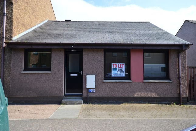 Thumbnail Bungalow to rent in Celt Street, Inverness