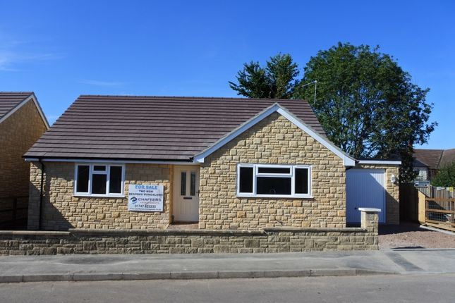 Thumbnail Detached bungalow for sale in Barnaby Mead, Gillingham