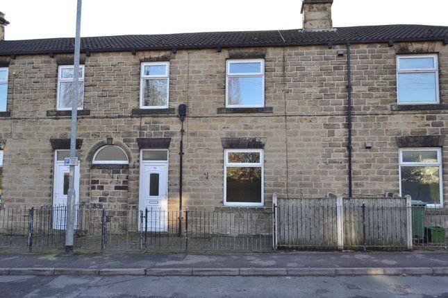Thumbnail Terraced house to rent in Wesley Street, Ossett