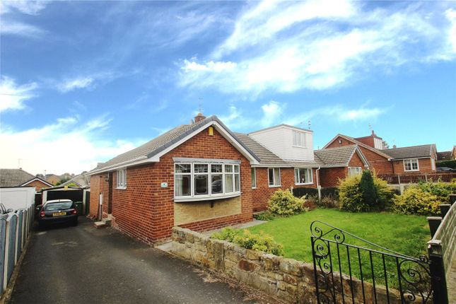 Thumbnail Semi-detached bungalow for sale in Ringwood Way, Hemsworth