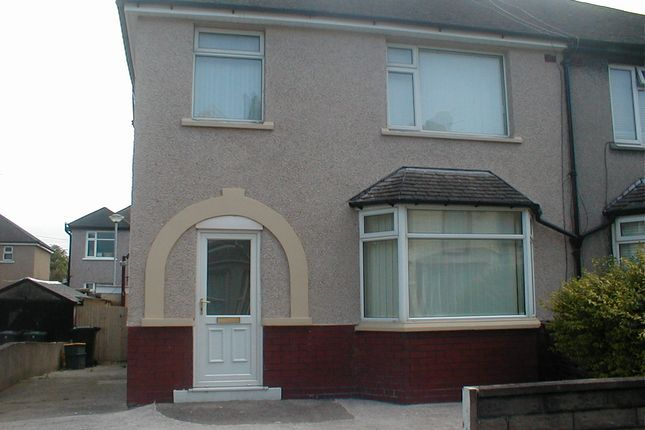 Thumbnail Semi-detached house to rent in Arnside Crescent, Morecambe