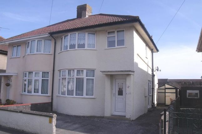 Thumbnail Flat to rent in Saville Road, Weston-Super-Mare
