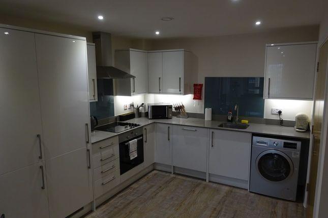 Thumbnail Flat to rent in Bernard Street, Southampton