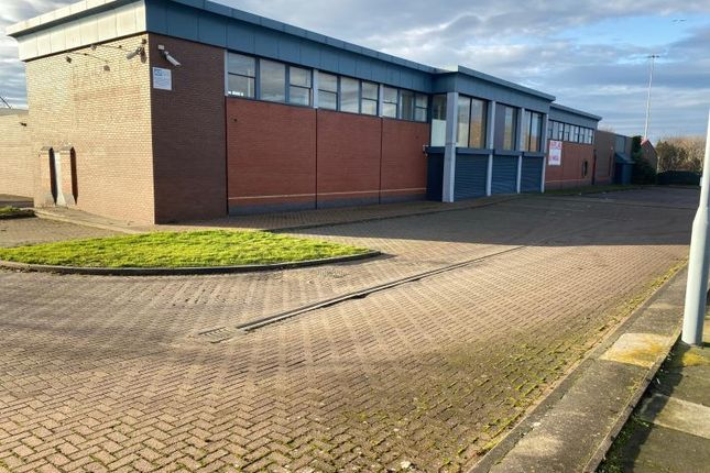 Thumbnail Industrial to let in Marsh Street 1st Site, Cannon Park, Middlesbrough