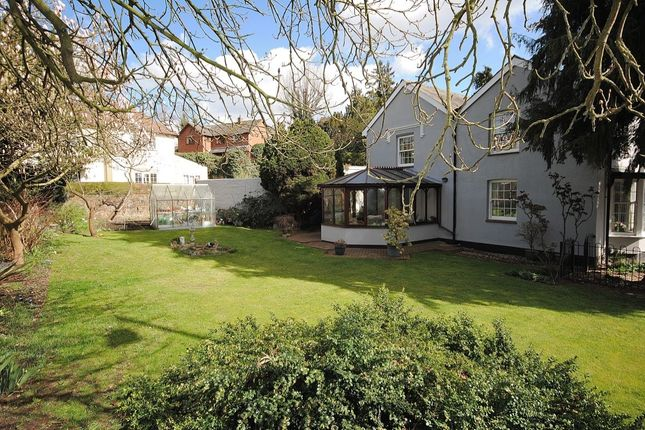 Thumbnail Terraced house for sale in Hadham Road, Bishop's Stortford