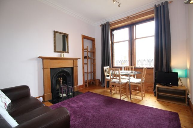 Thumbnail Flat to rent in Buccleuch Terrace, Newington, Edinburgh