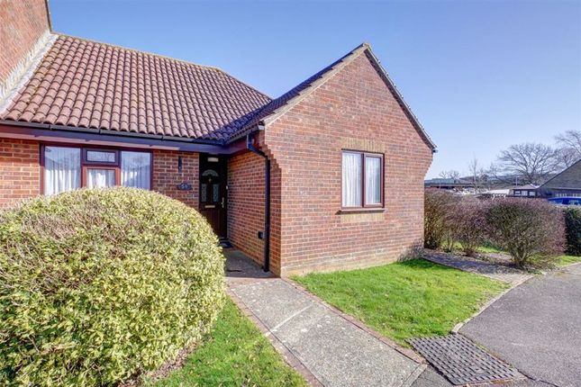 2 bed semi-detached bungalow for sale in The Cedars, Hailsham BN27