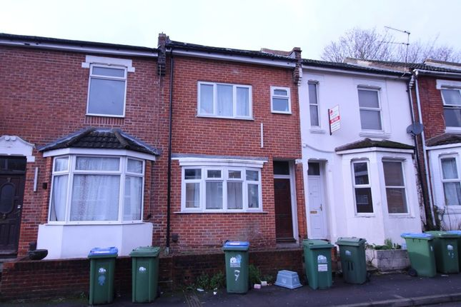 Thumbnail Property to rent in Woodside Road, Southampton