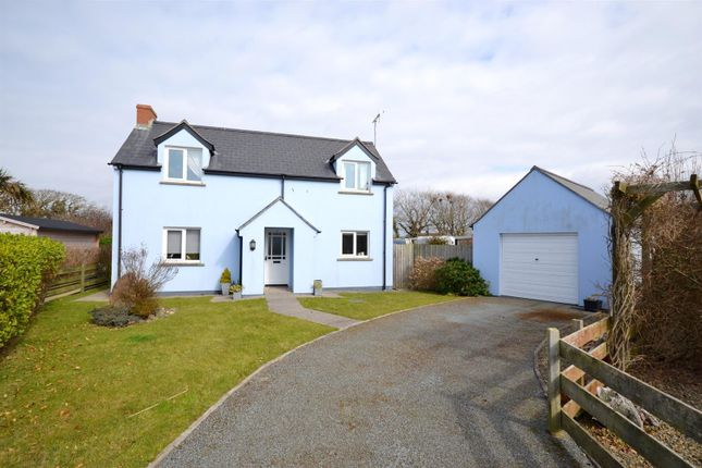 2 bed detached house for sale in West Bay Close, Angle, Pembroke