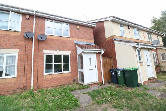 Thumbnail End terrace house for sale in Pool Road, Smethwick, West Midlands