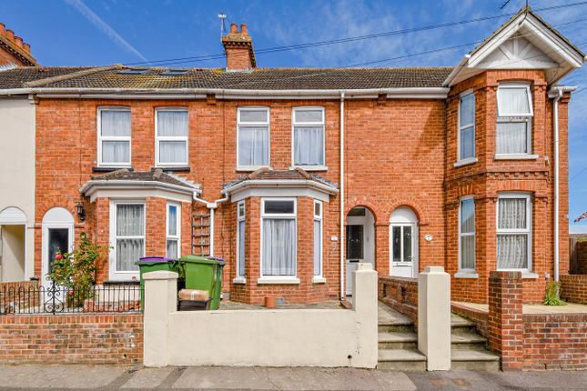 Thumbnail Terraced house for sale in Chilham Road, Folkestone
