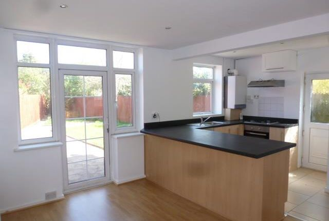 Thumbnail Semi-detached house to rent in The Fairway, Blaby, Leicester