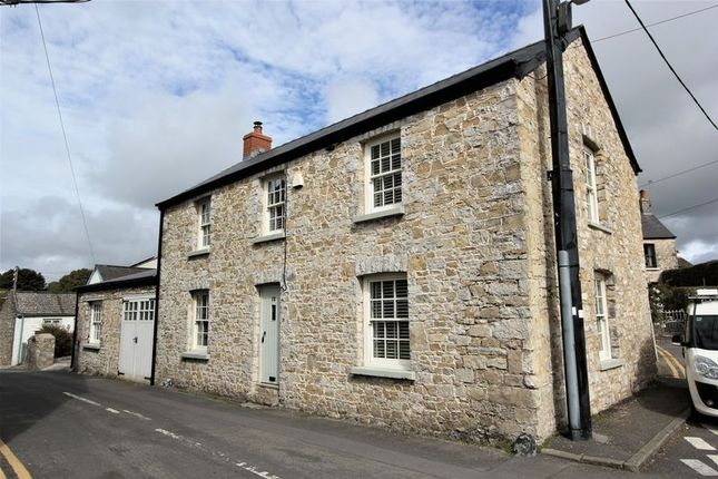 Thumbnail Detached house for sale in Wine Street, Llantwit Major