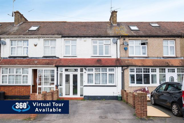 Thumbnail Terraced house for sale in Manton Close, Hayes