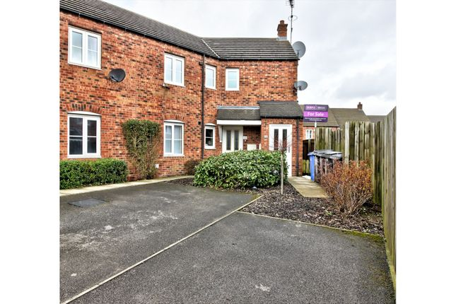 Thumbnail Flat for sale in Waltheof Road, Sheffield