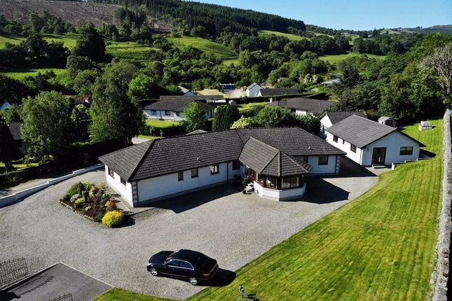 Thumbnail 6 bed detached house for sale in Tramps, Balmacaan Road, Drumnadrochit