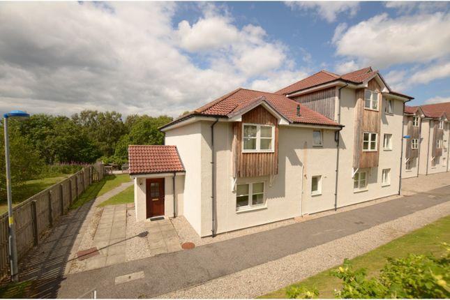 Thumbnail Flat for sale in Admirals Court, Inverness