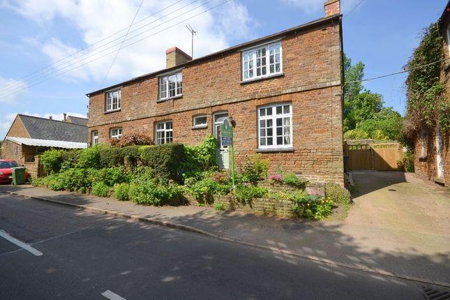 Thumbnail Terraced house for sale in Banbury Road, Litchborough, Towcester